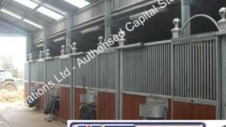 Oz Uk Csb Equestrian American Barn Steel Building
