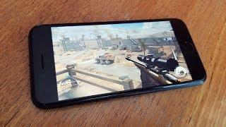 Top 5 Best Offline Shooting Games For Iphone / IOS June 2017