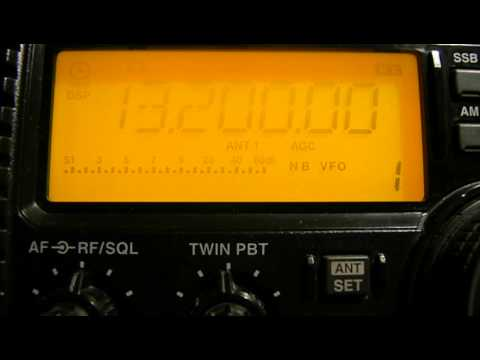 13200khz,High Frequency Global Communications System USA (HF-GCS).