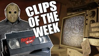Clips of the week | Friday the 13th the game