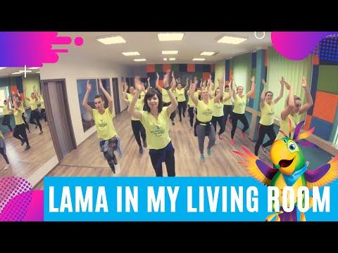 Tańcz z nami - Instruktorami PAARO - AronChupa - Llama In My Living Room