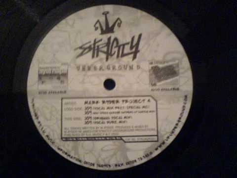 JOY Vocal Mix Featuring Special MC  Mark Ryder Project 4  Strictly Underground Records Side A1