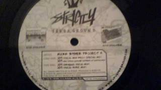 JOY (Vocal Mix Featuring Special MC) - Mark Ryder Project 4 - Strictly Underground Records (Side A1)