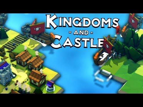 KINGDOMS AND CASTLES #5 - Les vikings sont de retour