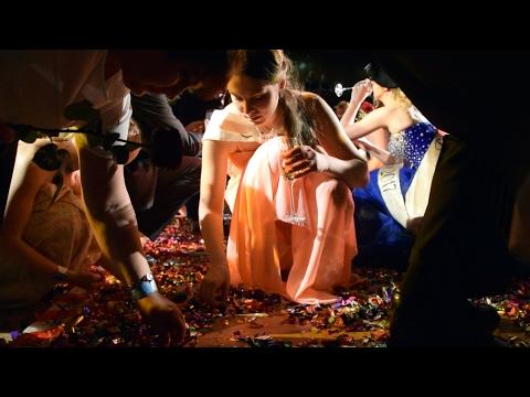 Maturitní ples 2017 | SZŠ 4ZAA + 4ZAB Jihlava