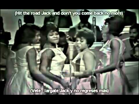 Songtext von Ray Charles - Hit the Road Jack Lyrics