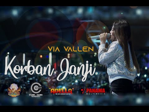 Via Vallent live GOFUN with ADELLA | KORBAN JANJI