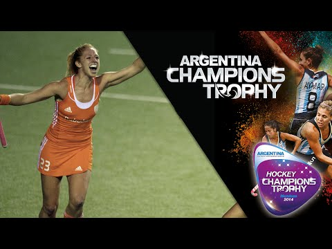 Netherlands vs Japan - Women's Hockey Champions Trophy 2014 Argentina Group A [2/12/2014]