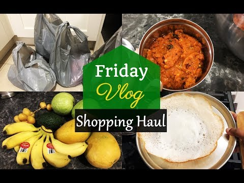 Friday vlog/Friday evening routine/A day in my life