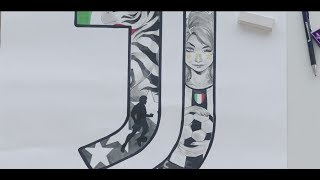 Crafting | Juventus' new logo vs. cartoonist Mirka Andolfo