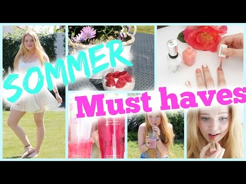 SOMMER MUST HAVES & FAVORITEN | Beauty, Essen, Fashion..