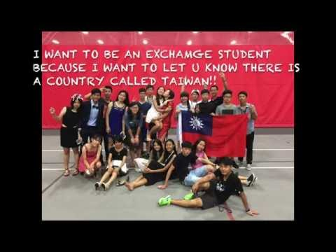 EF class of 17 exchange student from Taiwan.🇹🇼
