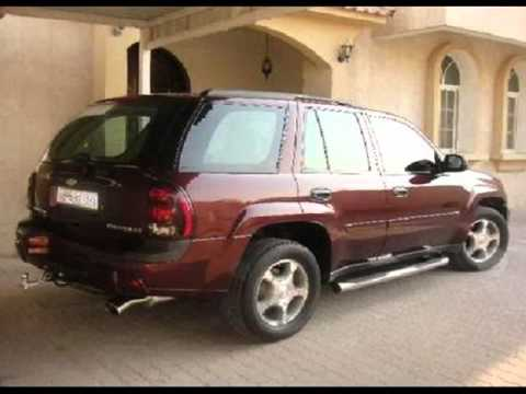 Chevrolet Trailblazer for sale in Qatar