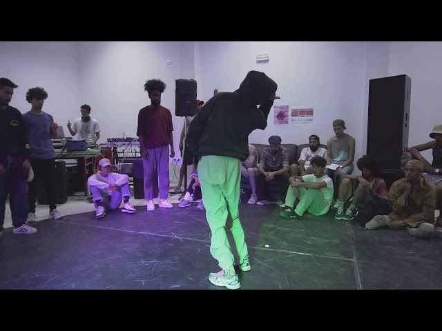 KID ZERO vs ISMAIL ♣ 1vs1 Breaking TOP 16 | Breakreate X Urban Whyz Festival 2018