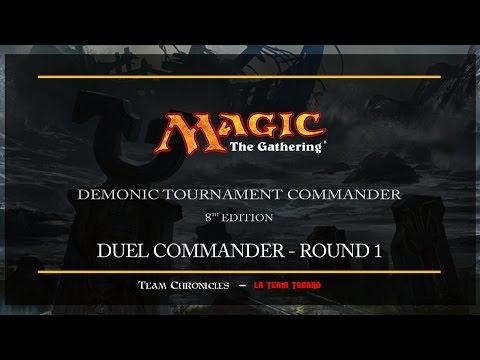 [Duel Commander] Geist VS Sigarda - DTC#2017 - Round 1
