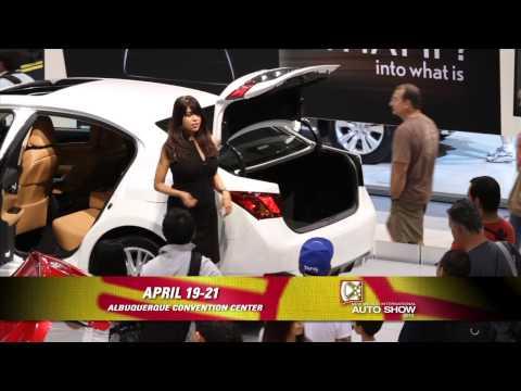 2013 New Mexico International Auto Show TV Spot