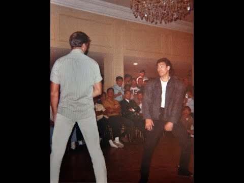 Bruce lee real fight at karate tournament 1967