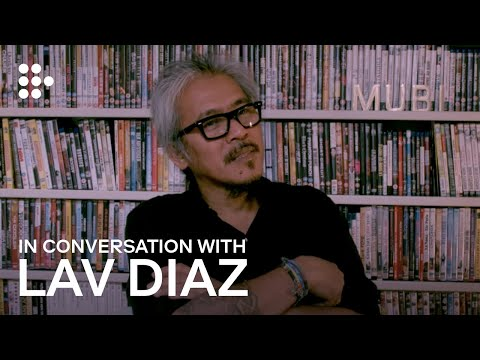 Emancipated Cinema: A Conversation with Lav Diaz