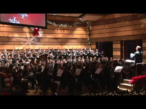 Colorado State University 2014 Holiday Spectacular 12-4-14