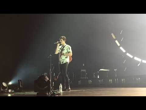 Excerpts from Shawn Mendes Illuminate Tour 2017 Singapore