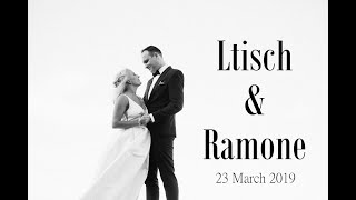 Ltisch & Ramone Pickover's Wedding - 23 March 2019