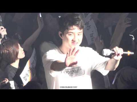 160318 EXO'luXion [dot] - Girl X Friend (D.O. Focus)