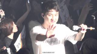 160318 EXO LuXion Dot Girl X Friend D O Focus