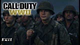 ВОЙНА - ЭТО АД ► CALL OF DUTY: WWII (обзор, геймплей) | Play_Smol
