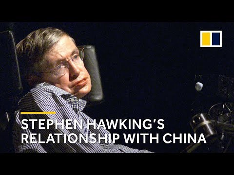 What do Chinese people think of Stephen Hawking