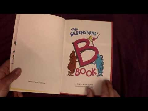 The Berenstains B book (please subscribe for new books daily)