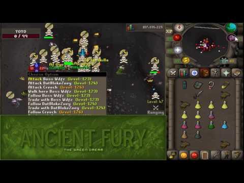 Ancient Fury -VS- Sovereign: Single Spells 20/03