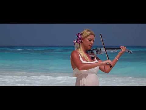 Kate Chruscicka - Reflexion (Official Music Video) Electric Violinist