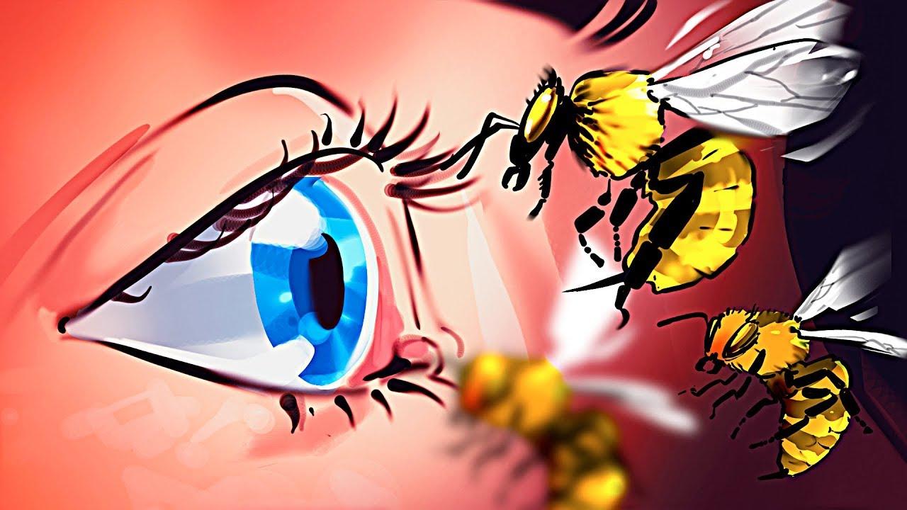 Cách duy nhất để thoát khỏi bầy ong