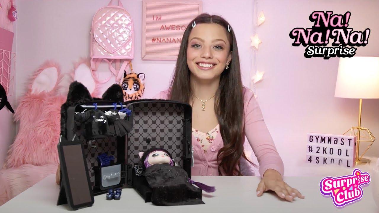 Na! Na! Na! Surprise Vlog Episodio 7: ¡Mochila 3-en-1!