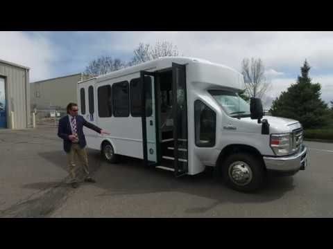 Bus of the Week: Turtle Top Terra Transit | Wheelchair Accessible Buses for Sale | Denver Colorado
