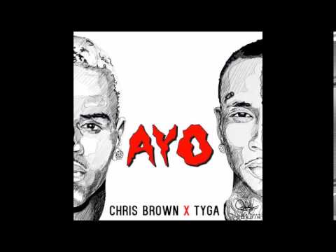 *FREE DOWNLOAD* Chris Brown, Tyga  AyoAcapella