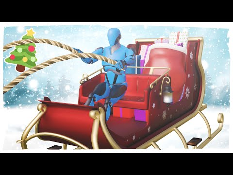 Holiday 🎄(1v1.lol Montage)