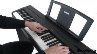 Démo Clavier Yamaha - P35