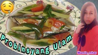 Sinabawang Isda ( Bicol Style)