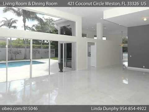 Houses for Sale in Weston FL - Linda Dunphy Realty