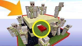 LA BASE LA PLUS PROTÉGÉE DU MONDE ! | Minecraft Bed Wars
