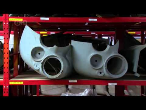 Classic Car Rescue Ferrari Mondial