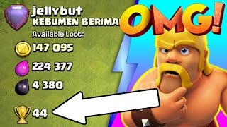 Clash Of Clans - THIS CAN'T BE REAL!?! BUT IT IS!! - INSANE TROPHY OFFERS CoC 2016!
