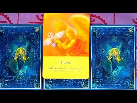May 21 - 27, 2018 Weekly Angel Tarot & Oracle Card Reading