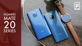 Huawei Mate 20 Pro hands-on: It's a beast!