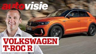 Een Golf R op stelten? - Volkswagen T-Roc R | Autovisie