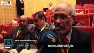 بالفيديو| سياسي سوداني: أزمة سد النهضة تُحل بالنوايا الحسنة