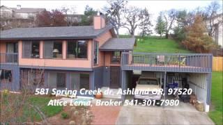 581 Spring Creek dr, Ashland OR 97520