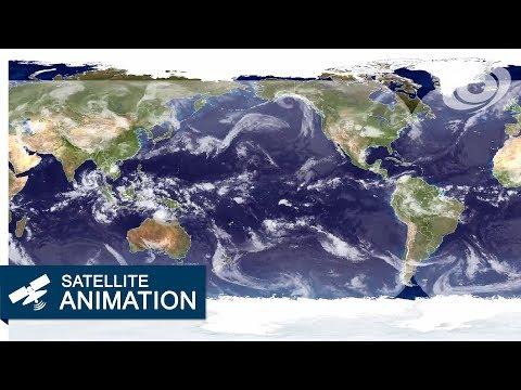 2006 Worldwide Satellite Animation