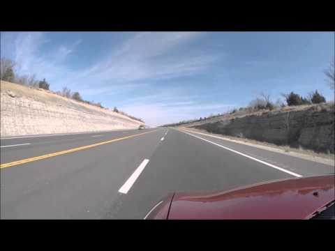 from parsons ks to augusta ks 03252016 at 4x speed with captions